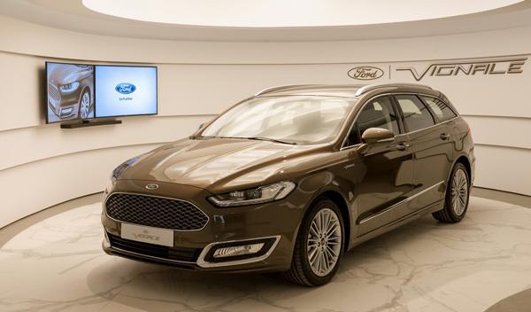 La Experiencia Ford Vignale se presenta en Casa Decor
