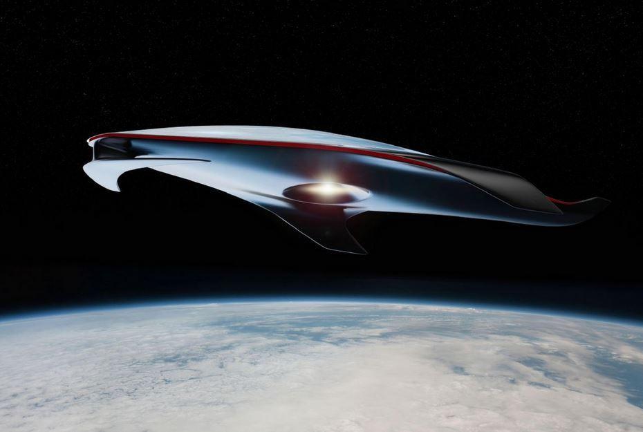 Flavio Manzoni diseña la nave espacial del futuro
