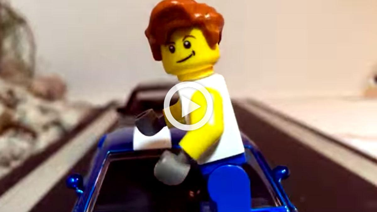 Recrean con Lego el trailer de 'A Todo Gas 7'