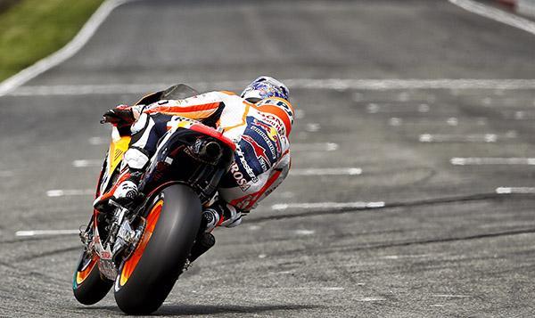 Parrilla de salida MotoGP GP de Francia 2015