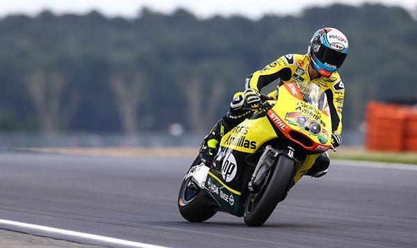 Clasificación Moto2 GP de Francia 2015: Rins se estrena