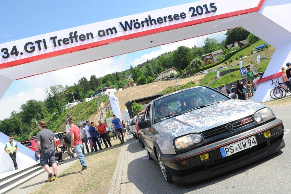Las preparaciones más locas del Wörthersee 2015