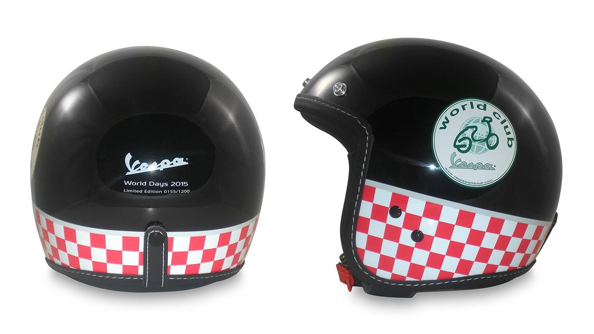 "Casco Piaggio ""Vespa World Days 2015"""