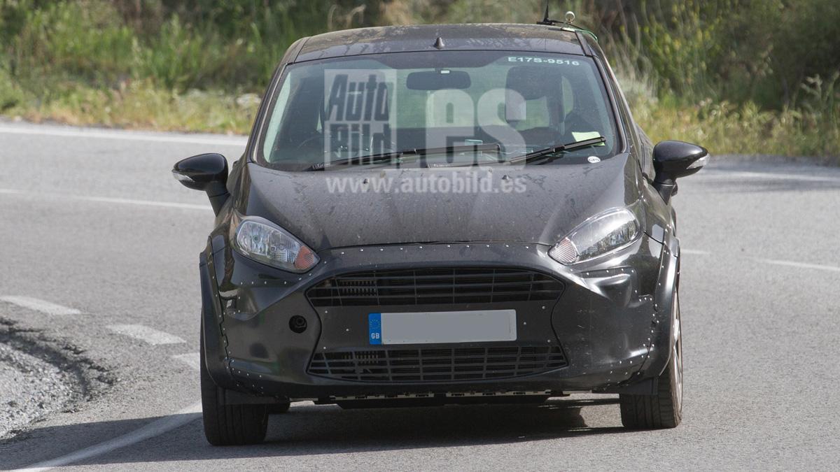 Mula nuevo Ford Fiesta