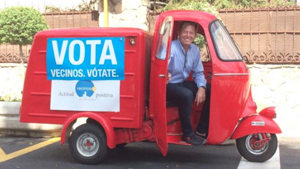 Las motos en las Elecciones Autonómicas y Municipales 2015