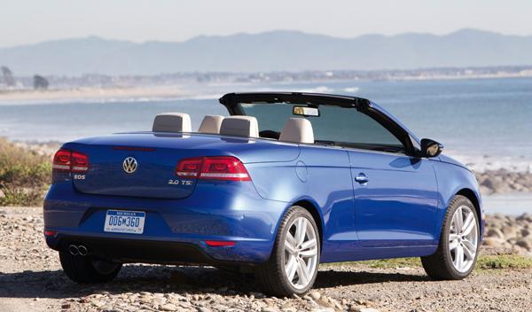 Primer 'render' del Volkswagen Sport Cabriolet Concept GTE