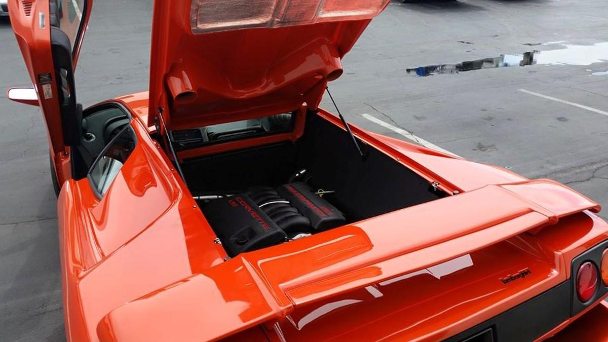 Lamborghini Diablo sorpresa