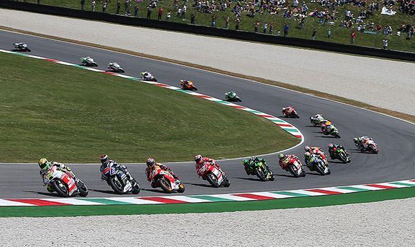 Los horarios de MotoGP, Mugello 2015