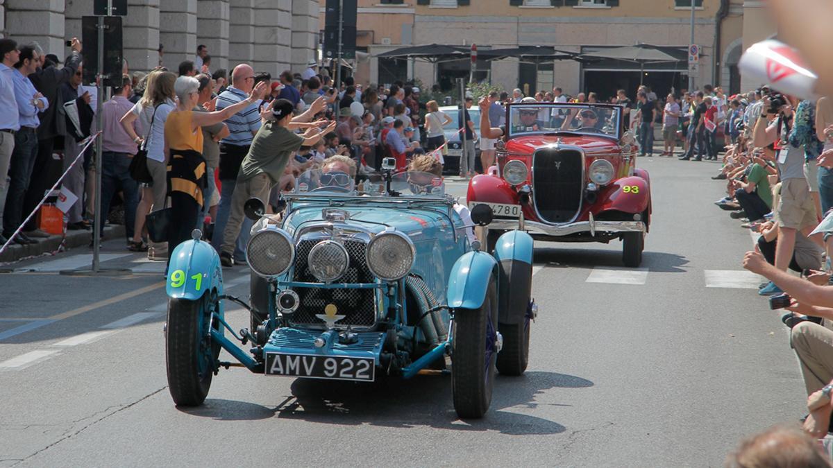 Mille Miglia clásicos