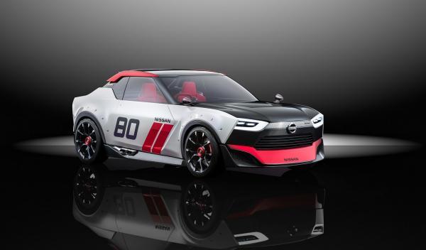 El Nissan iDx Concept no llegará a la producción como RWD