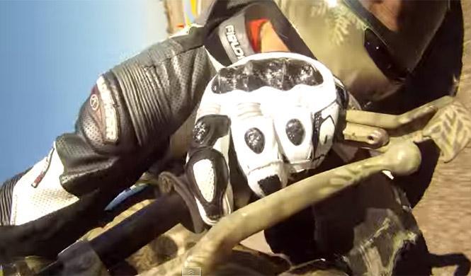 Vídeo: Rozar con el casco versión 2.0