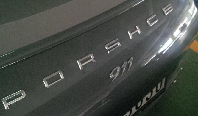 ¿Porshce o Porsche? El error de un taller que se hizo viral