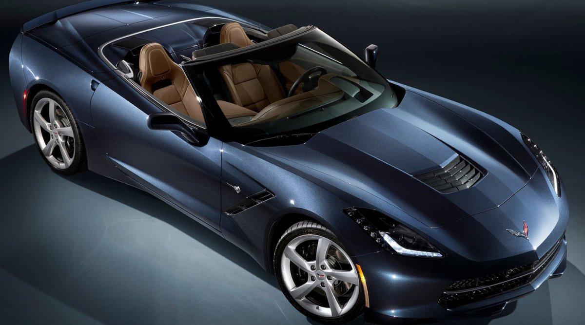 El Corvette Z06 que GM ha hecho para su jefa