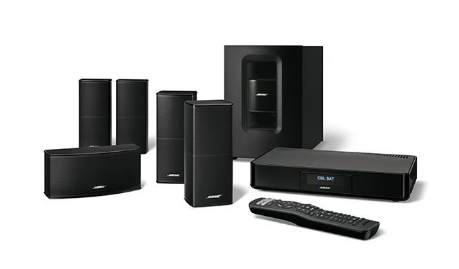 Bose Cinemate 520: sonido de película en casa