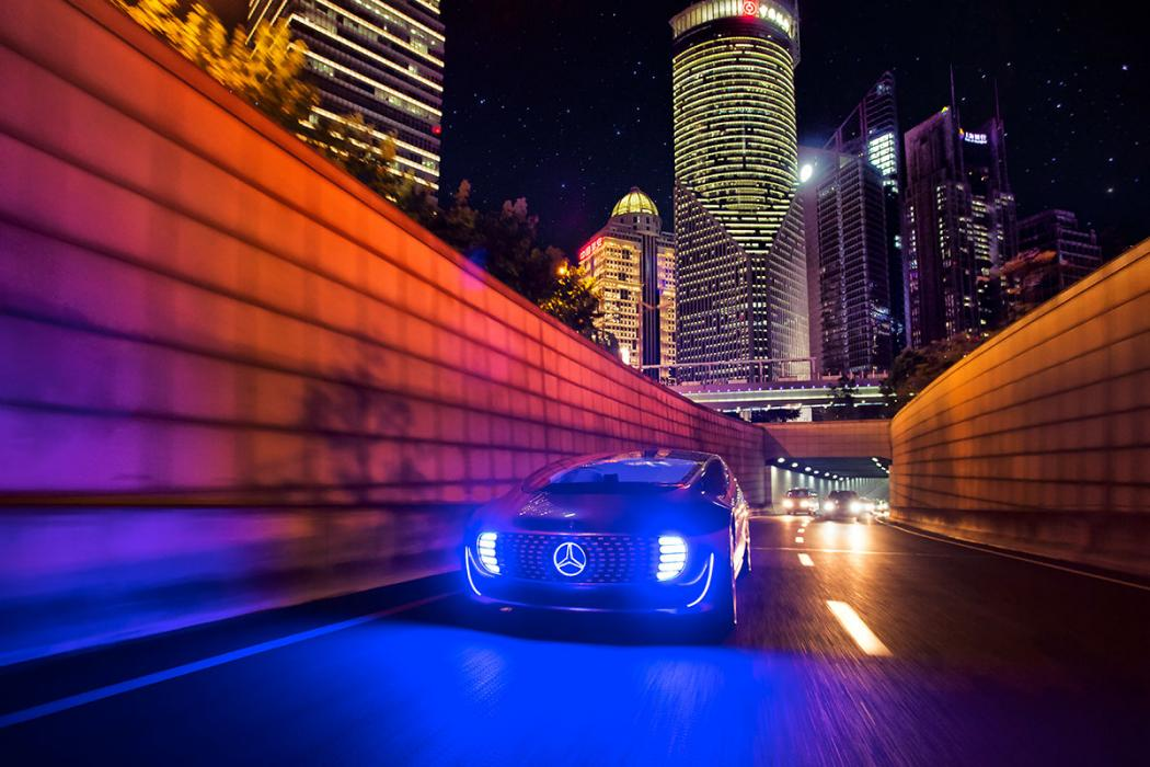 Mercedes-Benz presente en el CES Asia 2015