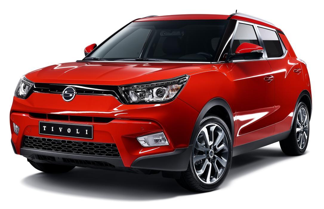 Ssanyong piensa en un rival para el Jeep Wrangler