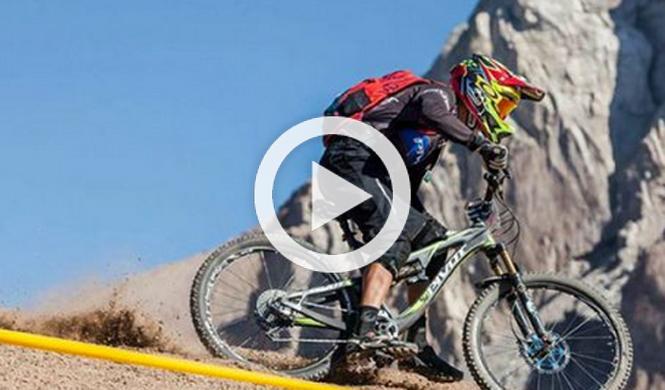 El descenso de mountain bike más largo del mundo