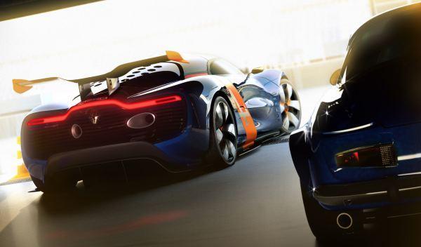 ¿Veremos un Renault Alpine Spyder?