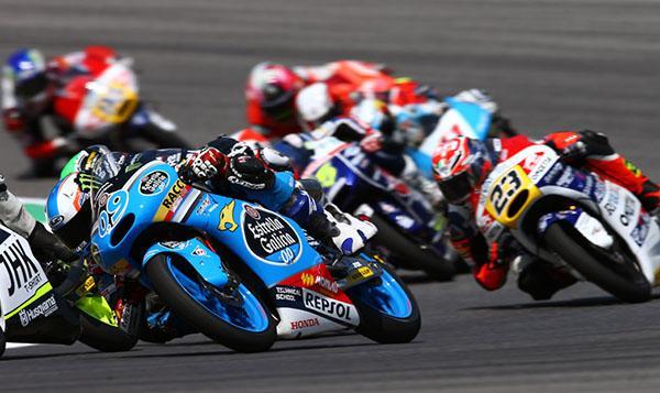 Clasificación general Moto3 tras GP de Italia 2015