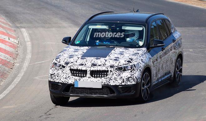 Así es el nuevo BMW X1 2015