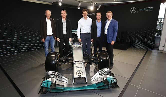 La innovación de los coches conectados llega a Daimler