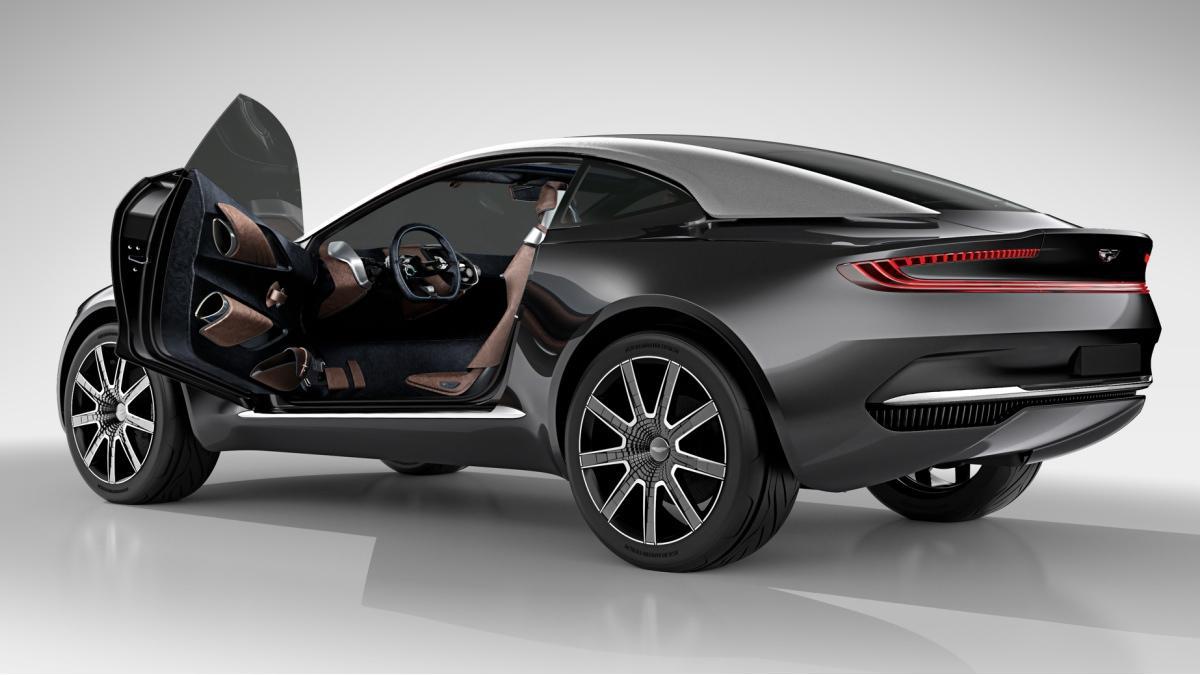 El Aston Martin híbrido, más pronto que tarde
