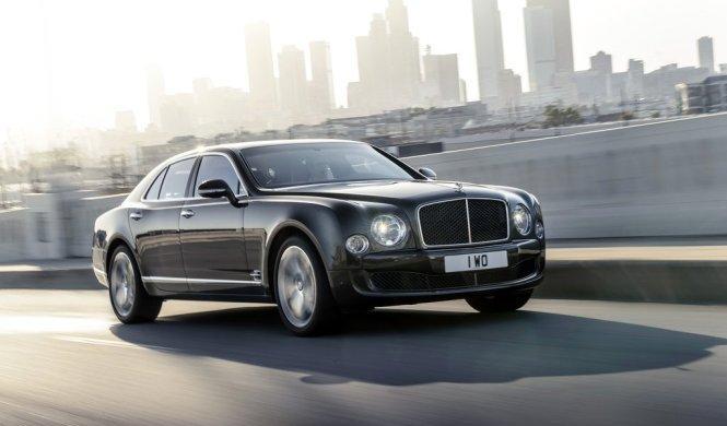 El Bentley Mulsanne Speed llega a los Emiratos Árabes