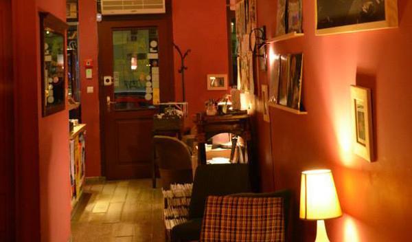 Café Vinyl