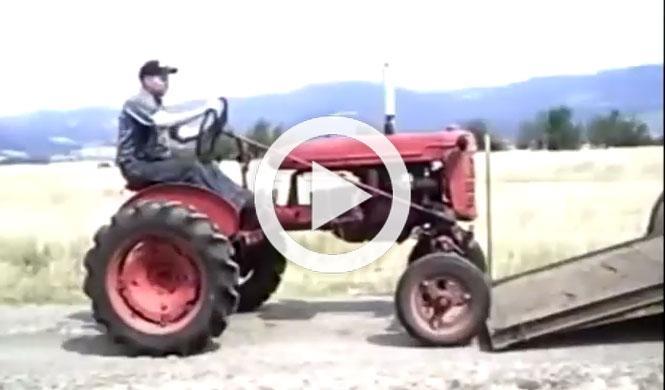 Los mejores 'epic fails' de camiones y tractores