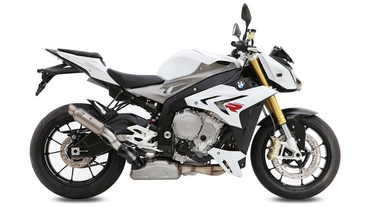 Escapes MIVV para la BMW S 1000 R