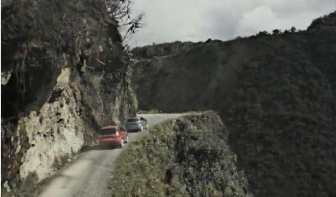 Así es la Carretera de la Muerte