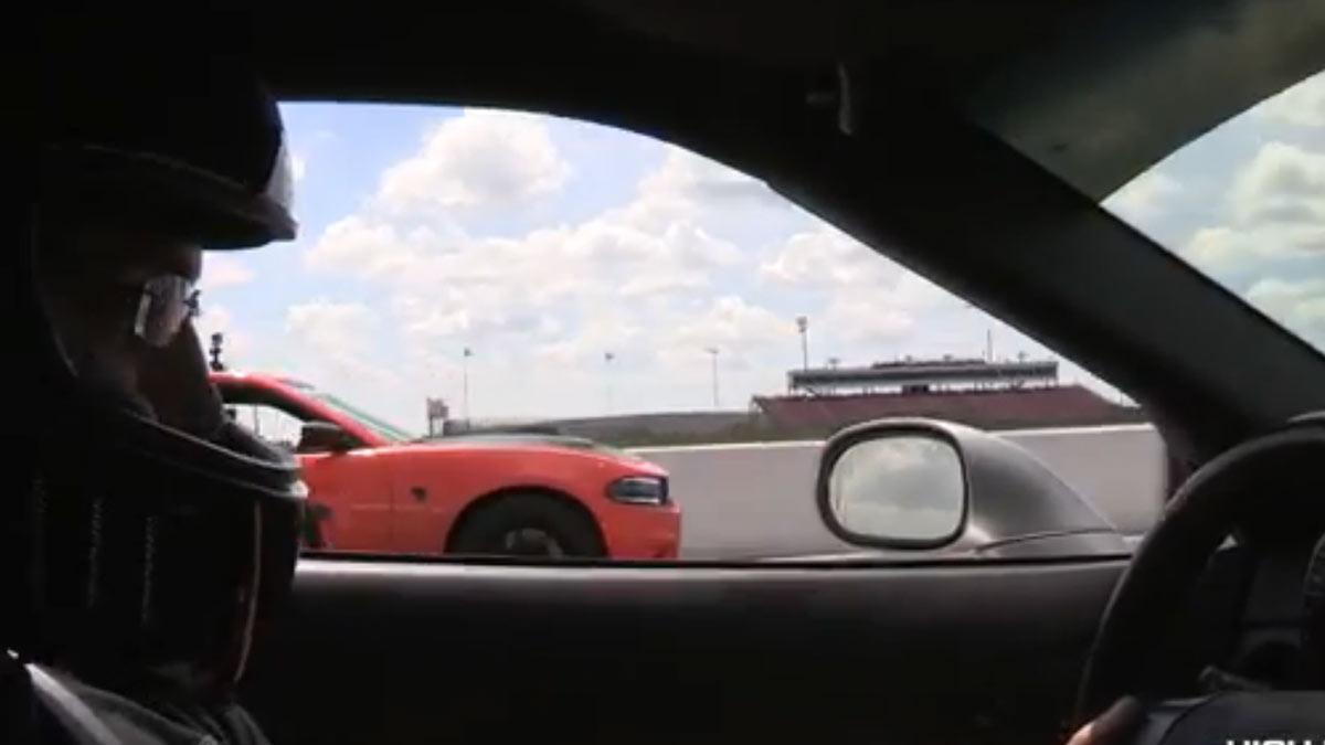 Dos bestias: Dodge Charger Hellcat 'vs' Corvette Z06