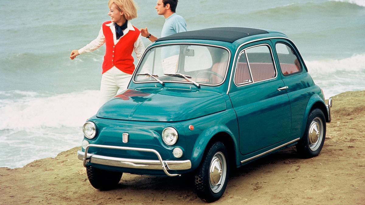 Fiat 500 clásico