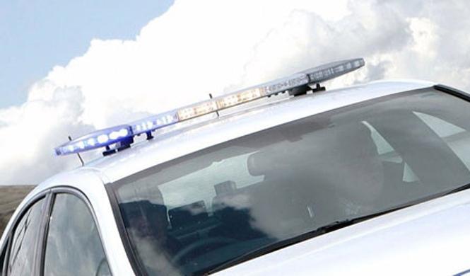 El coche de Policía del futuro llega cargado de tecnología