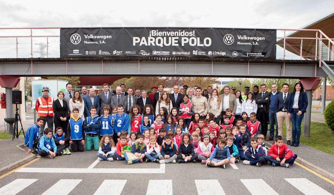 Volkswagen saca una sonrisa a niños enfermos