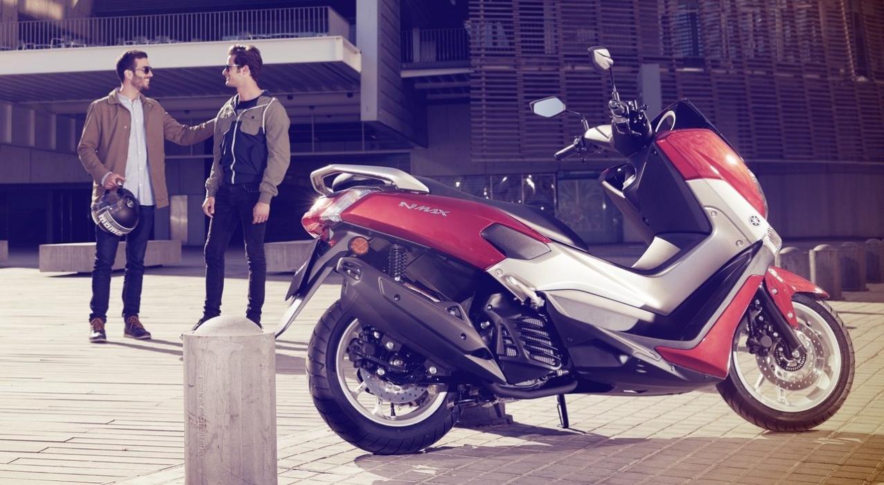 Yamaha N-Max 125, ya tiene precio
