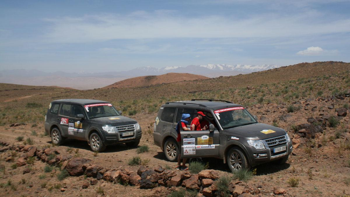 Explorers Aventura 2015 buscando