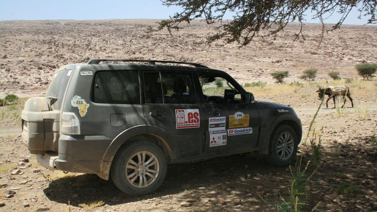 Explorers aventura 2015 en un valle de nombre ignoto