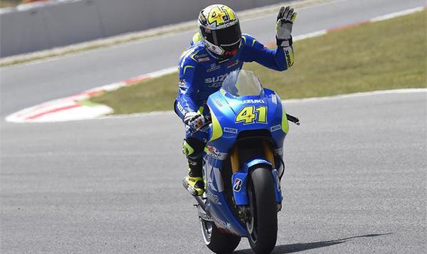 Clasificación MotoGP GP de Catalunya 2015: Suzuki reina