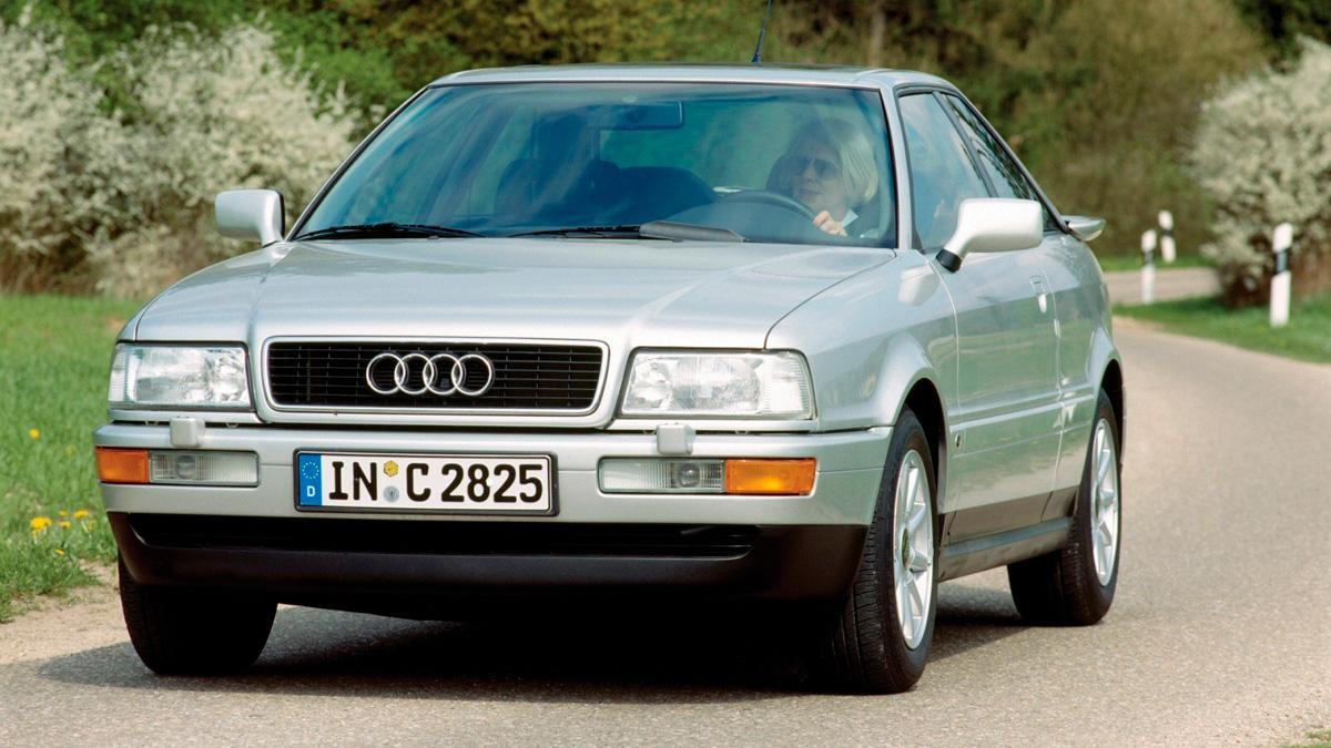 Audi 80 Coupe delantera
