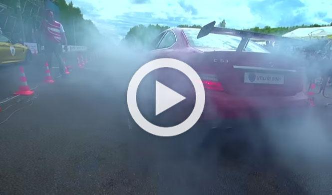 Super 'drag race': BMW M4 700 CV vs Audi y Mercedes