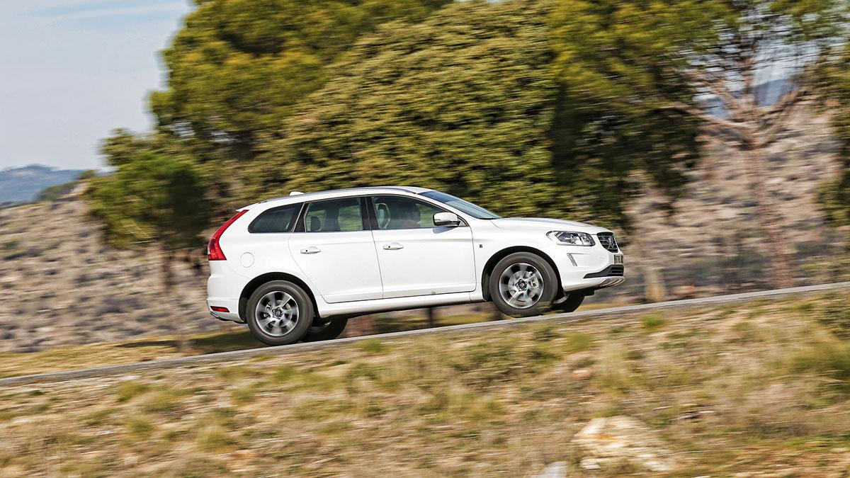 Volvo XC60 Ocean Race lateral