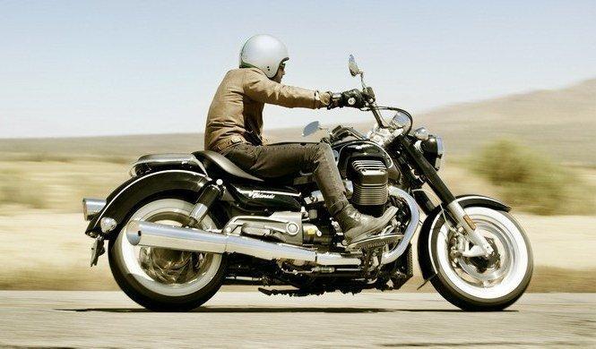 Moto Guzzi Eldorado, raíces sesenteras