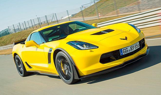 El Corvette Z06 que no aguanta en marcha ni 10 km