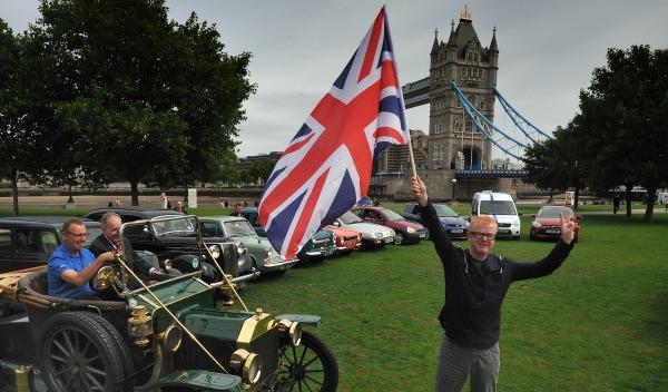 Chris Evans, nuevo presentador de Top Gear. ¿Nos insultará?