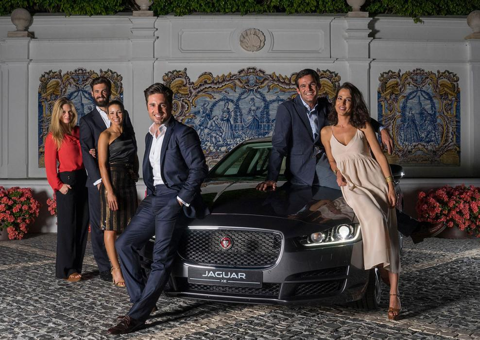 Land Rover Discovery Challenge 2015 con el Jaguar XE
