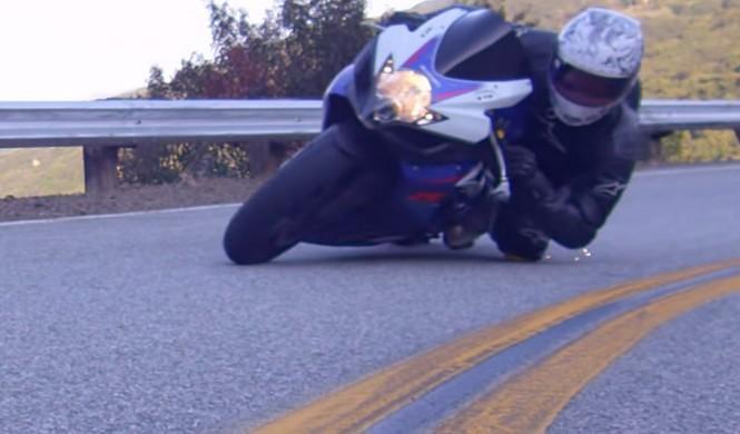 Vídeo: Mulholland Highway a cámara super lenta