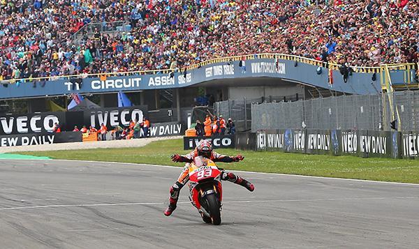 Los horarios de MotoGP, Assen 2015