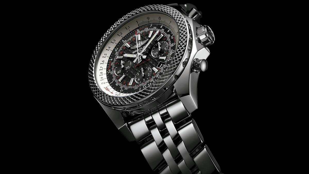 Reloj Bentley B06 S acero