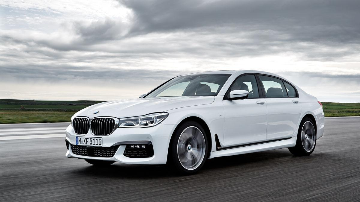 BMW Serie 7 paquete M